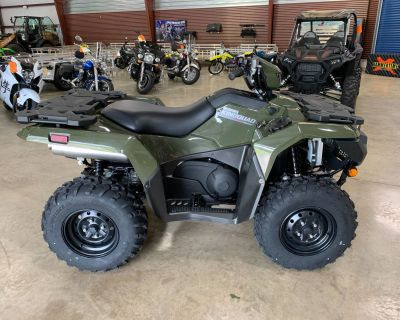 2022 Suzuki KingQuad 750AXi Power Steering ATV Utility Belvidere, IL