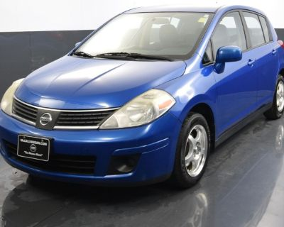 Pre-Owned 2007 Nissan Versa 1.8 S CLEAN CARFAX***POWER WINDOWS***ALLOY WHEELS***FULLY AUTOMATIC***AND MUCH MORE!!