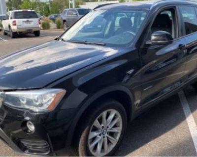 2015 BMW X3 28i
