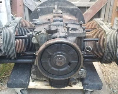 40 hp long block engine core