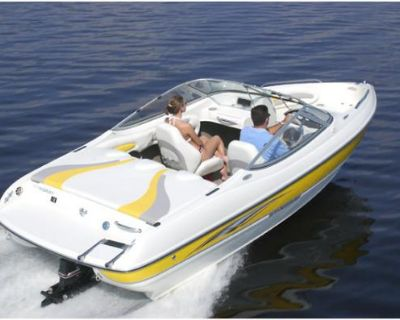2004 Stingray 185 LS/LX