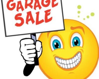 Yard Sale Sat. Feb. 27th 8am