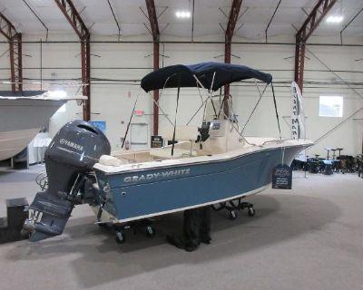 2022 Grady-White Fisherman 180