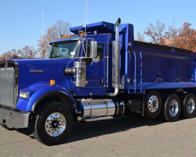 Financing for dump trucks - We handle all credit types