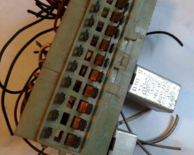 411 937 505 B. / fuse block