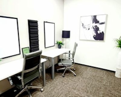 Private Office for 2 at WorkSuites