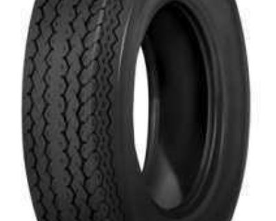 """One New 5.70-8 """"c"""" (6 Ply Rating) Deestone Boat Rv Camper Trailer Tire 570 8"""