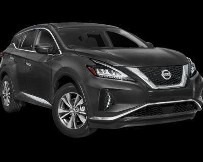 Certified Pre-Owned 2019 Nissan Murano SV AWD 4D Sport Utility