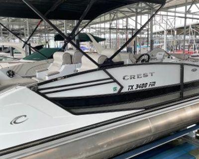 2019 Crest Savannah 250 SLRC