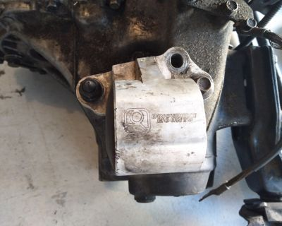 GSR transmission swap