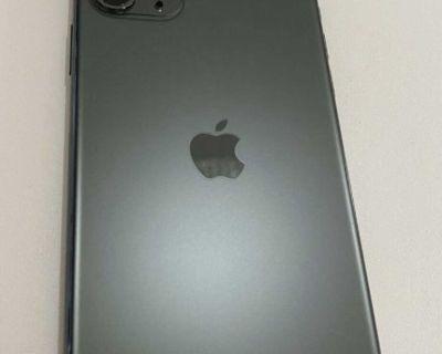 iPhone 11 Pro Max $250