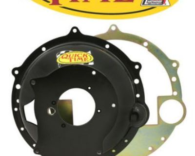Quick Time Rm-6039 Bellhousing Ls-1 5.7l 6.0l Engine To Ford Zf Transmission