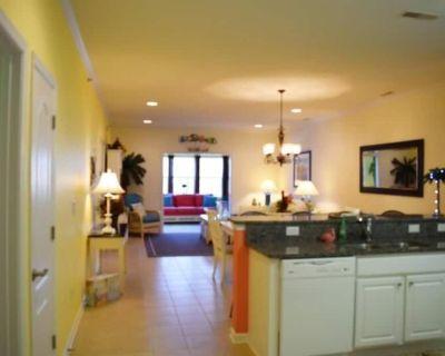 Family Friendly 3 bedroom, 2 bath condo located 5 minutes from Bethany Beach - Cedar Neck