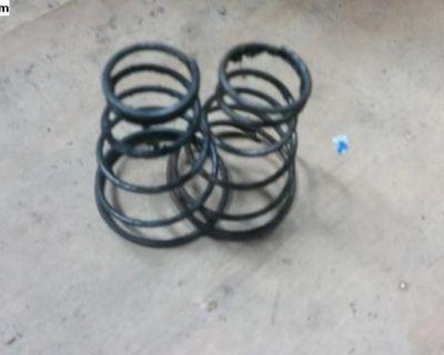 Shifter springs