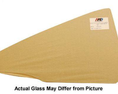 Amd 73-74 Plymouth B-body (hardtop) Quarter Glass - Lh (tinted) 795-1473-tl