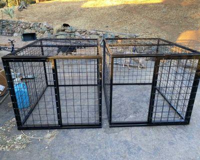Livestock Transport Crate