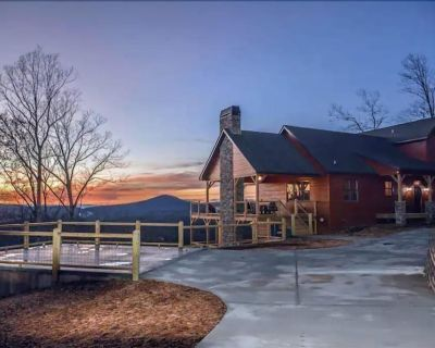 Heavenly Outlook- Amazing Views! Brand New Listing! - Close to Lake Notteley - Blairsville