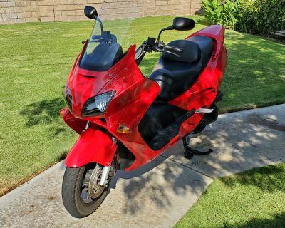 2004 Honda REFLEX NS250A