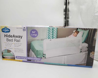 """New Hide Away Bed Rail 54"""""""