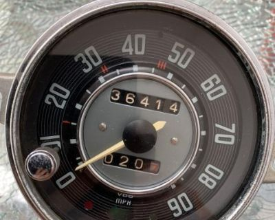 Trip Speedo Speedometer very rare