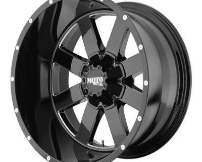22x14 Moto Metal Mo962 Black Wheel/rim(s) 5x139.7 5-139.7 5x5.5 22-14