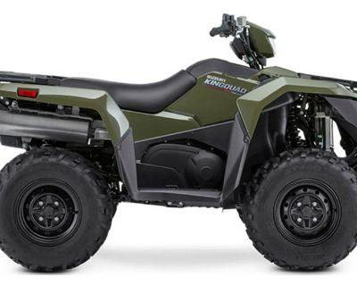 2022 Suzuki KingQuad 750AXi Power Steering ATV Utility Clearwater, FL