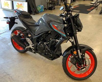 2021 Yamaha MT-03 Sport Belvidere, IL