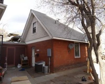 1021 East 7th Avenue, Denver, CO 80218 1 Bedroom House