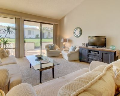 Mountainview Desert Jewel w/ Shared Pools, hot Tubs, Tennis - on Golf Course! - Rancho Mirage