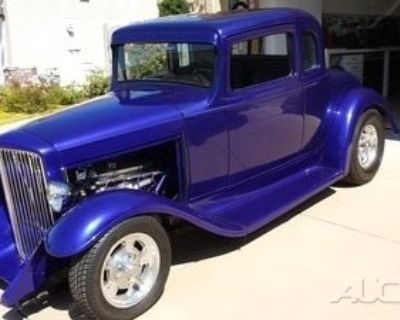 1932 Hudson Essex 5 Window Coupe