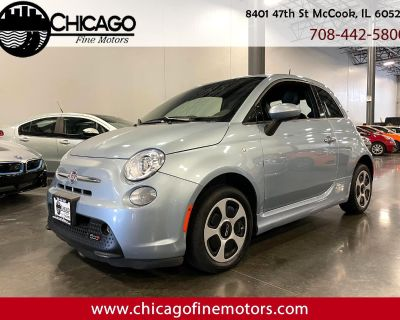 Used 2015 Fiat 500e Battery Electric Hatchback