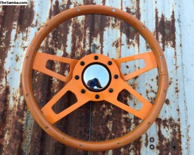 14 inch Dune Buggy steering wheel