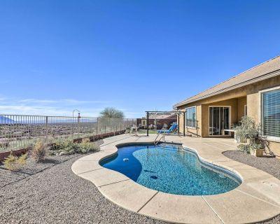 NEW! Tucson Home w/ Private Pool & Mountain Views! - Saddlebrooke