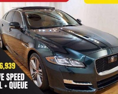 2017 Jaguar XJ Supercharged