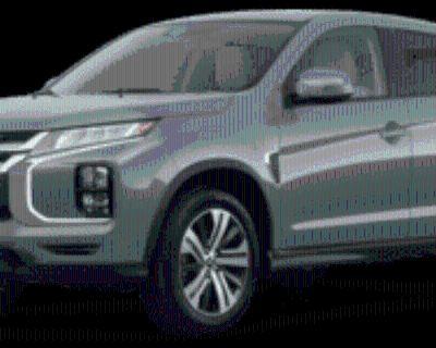 2021 Mitsubishi Outlander Sport SE