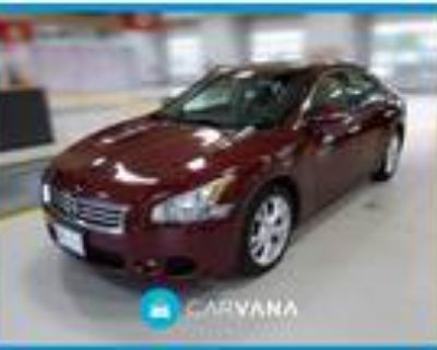 2013 Nissan Maxima Red, 47K miles