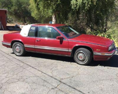 1990 Cadillac Eldorado for sale