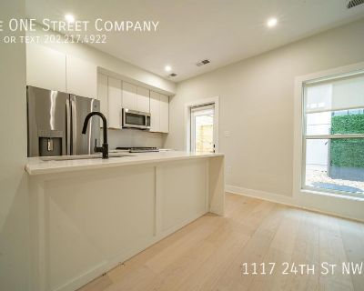 Apartment Rental - 1117 24th St NW
