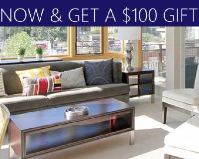 Temporary Apartments - Milwaukee Get a $100 Gift Card