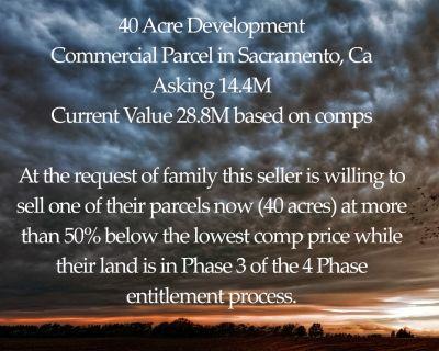 Land for Development in West Sacramento, California, Ref# 201848775