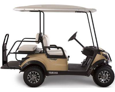 2020 Yamaha Adventurer Sport 2+2 AC Electric Golf Carts Norfolk, VA