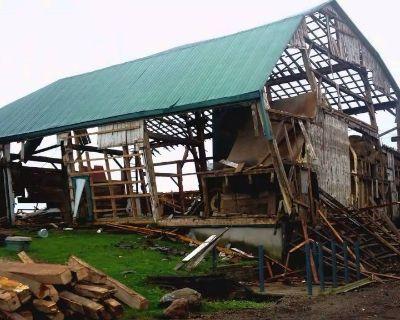 Affordable - Shed Demolition / Outbuilding Demolition / Barn Demo