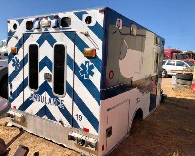 Paramedic/Ambulance Utility Box, Fully Equipped, like new