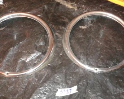 Pair Original Headlight Rings