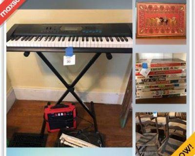 Abington Downsizing Online Auction - North Avenue