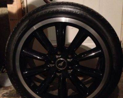 2012 Boss 302 Rims And Tires Mustang Wheels 5 Bolt Oem Rare