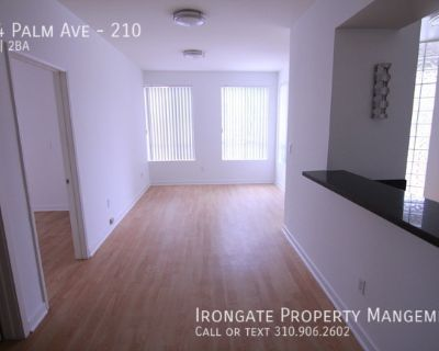 884 Palm Ave- 210 - 2 beds, 2 full bath