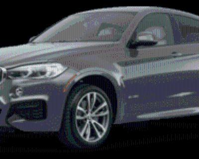2016 BMW X6 50i