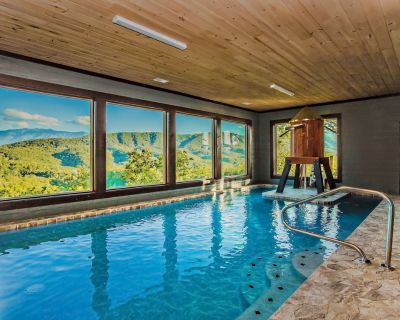 Mountainview Retreat: Indoor Pool, Premier+, Resort Facilities, Perfect Location near Attractions! - Pigeon Forge