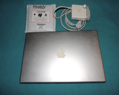 "15.4"" Apple Macbook Pro Laptop Computer: GRADE A!!"